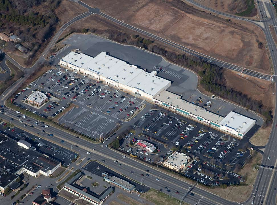 Chase Properties Announces The Acquisition Of Valley Corners In Hickory North Carolina Chase